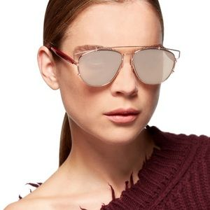 NWOT Dior Women's TECHNOLOGIC 57mm Sunglasses